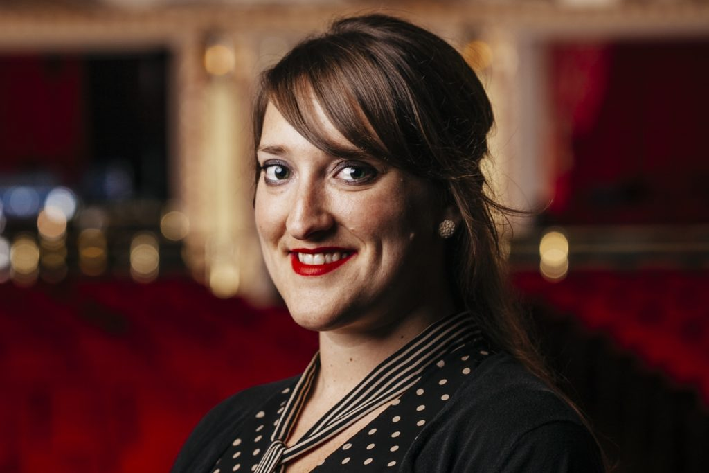 Lila Honaker C&D Manager - Tennessee Theatre