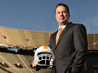 Butch Jones (UTAD photo)